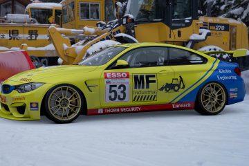 Hugh Chalmers 1990 BMW M4