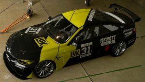 Kurt Thiim 1988 DTM BMW M4