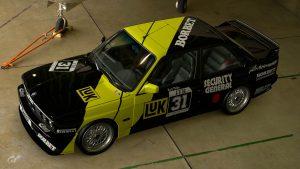 1988 Kurt Thiim DTM BMW M3