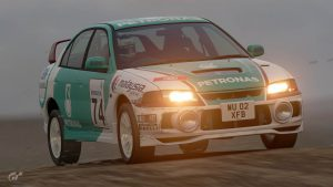 2002 Karamjit Singh Safari Rally Proton Pert