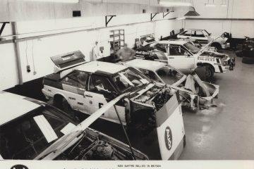 Audi Sport UK Quattro 1982