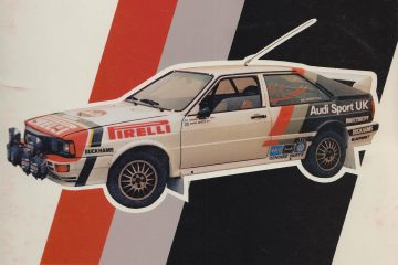 Audi Sport News 1982 Header