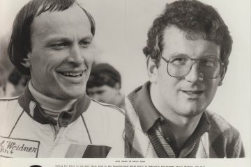 Audi Sport UK 1983 Darryl Weidner and Mike Greasley