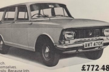 Moskvitch Advert 1972