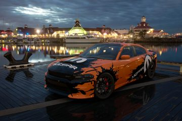 Dodge Charger Hemi Orange Drag Pack