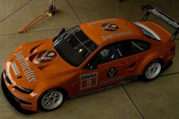 Armin Hahne DTM BMW M3 GT