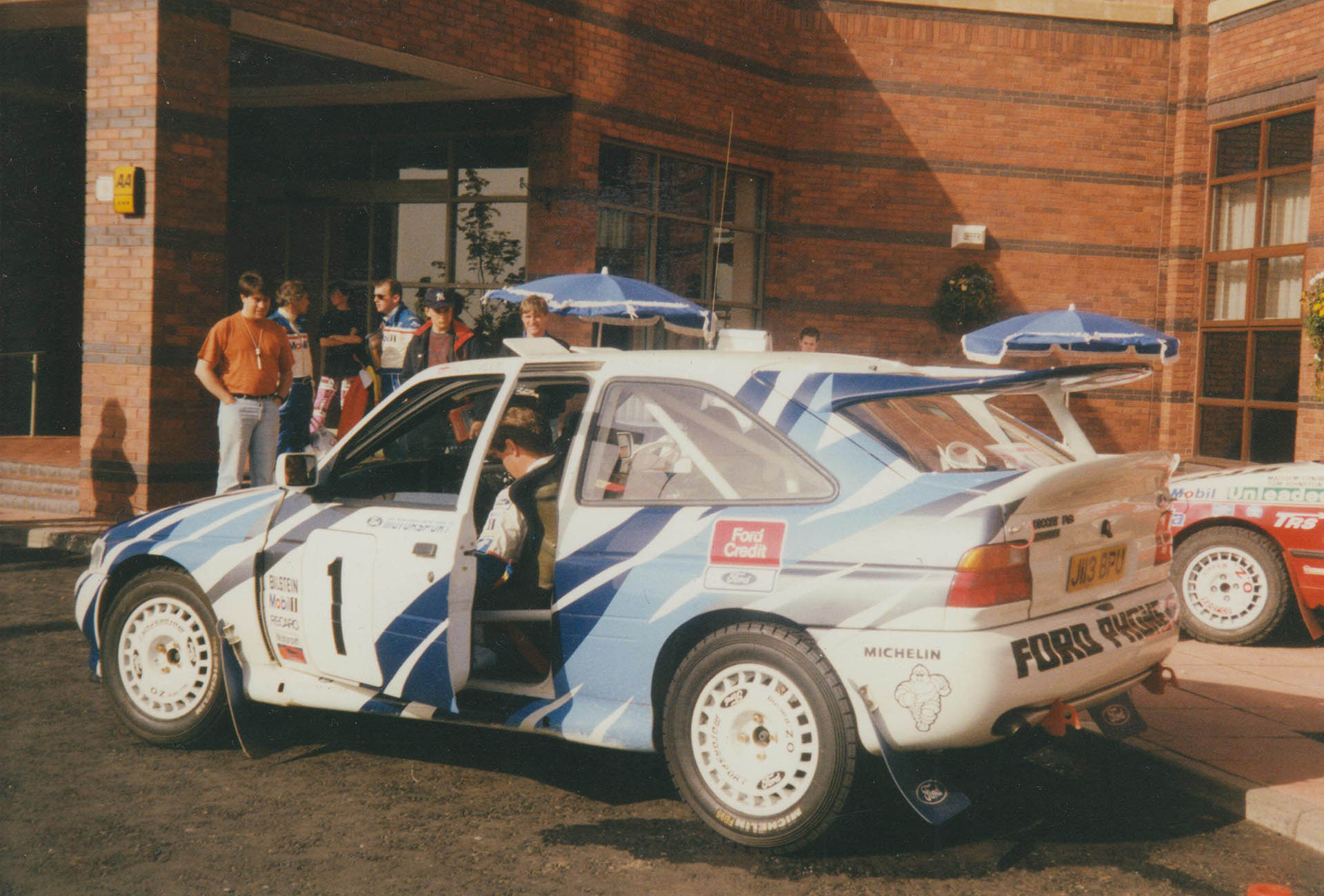 1992 Hadrian Centurion Rally Photos