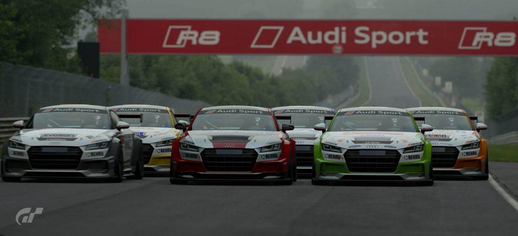 Audi TT Cup 2017