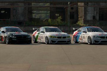 ETCC 1988 BMW M4