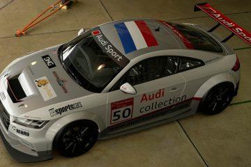 Loris Hezemans 2015 Audi TT Cup