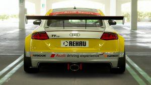 Gosia Rdest 2017 Audi TT Cup