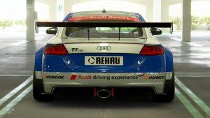 Tommaso Mosca 2017 Audi TT Cup