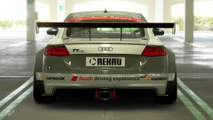 Jack Manchester 2017 Audi TT Cup