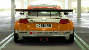 Kevin Arnold 2017 Audi TT Cup