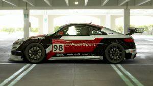 2017 Audi TT Cup Guest Car