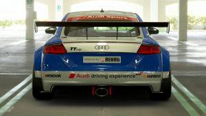 Sebastian Landy 2015 Audi TT Cup