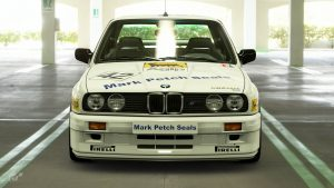 1987 Johnny Cecotto and Gianfranco Brancatelli WTCC BMW M3