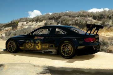 Jim Richards BMW M3 GT
