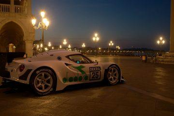 Stig Amthor DTM Alfa Romeo 4C