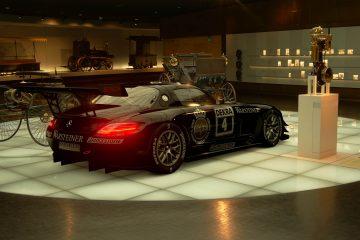 Alexander Grau 1996 DTM/ITC Mercedes SLS
