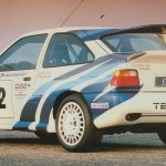 Gordon Spooner Engineering Group N Ford Escort RS Cosworth