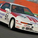 John Smith Australian Touring Car Masters Toyota Supra