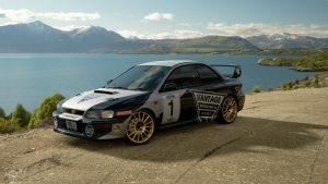 Possum Bourne Motorsport Subaru Impreza