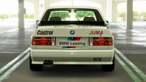 1986 Philip Verellen Belgian Touring Car Championship BMW