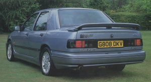 Andy Rouse Ford Sierra Sapphire Cosworth 304-R