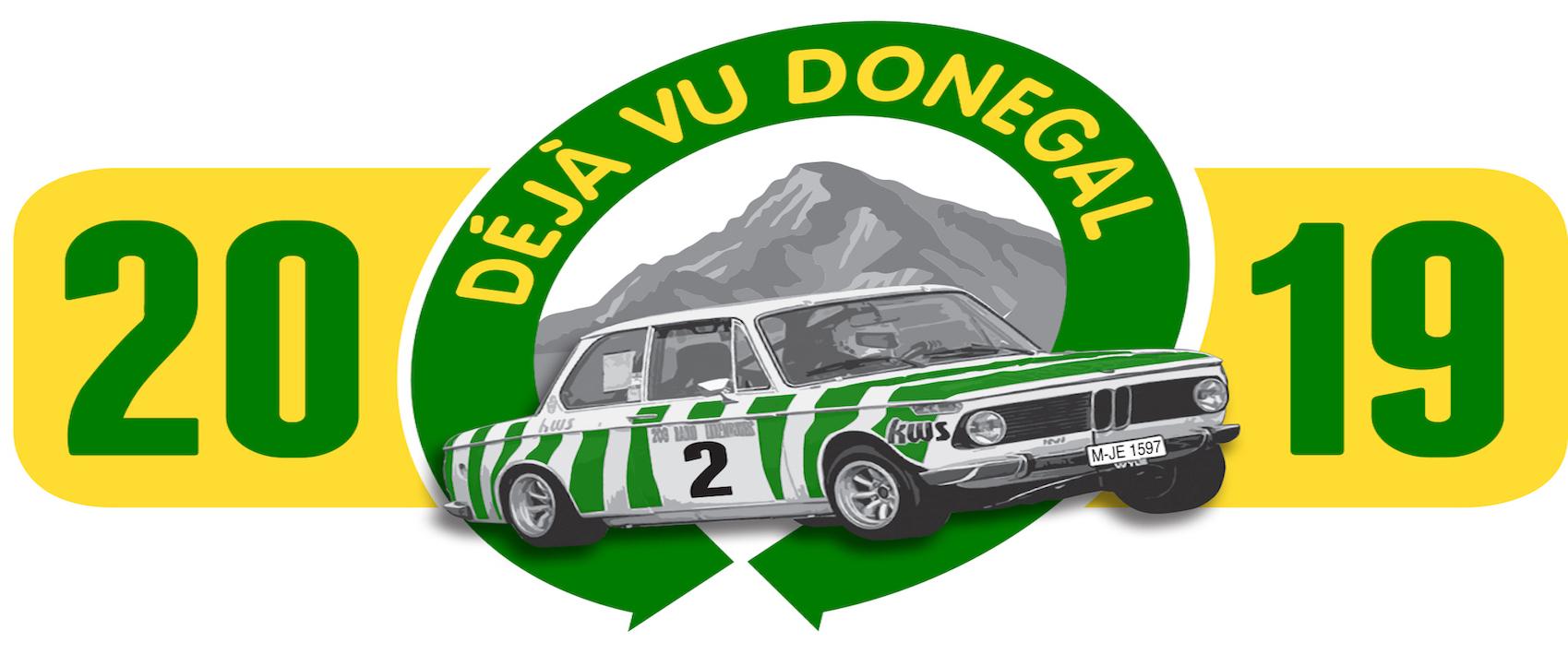 2019 Déjà Vu Tour Donegal