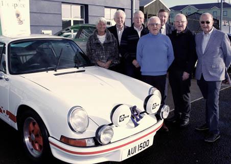 Donegal 2019 Porsche