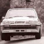 Jimmy McRae Vauxhall Chevette HSR