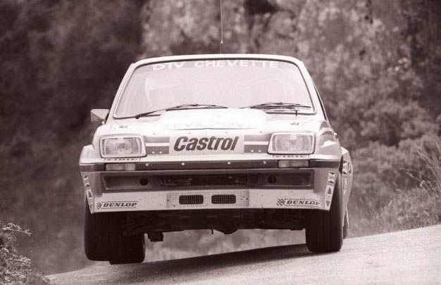 Jimmy McRae Returning to Donegal