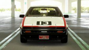 1985 Bob Holden Motors ATCC Toyota Corolla