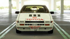 1985 Drew Price Team Toyota Australia ATCC Corolla