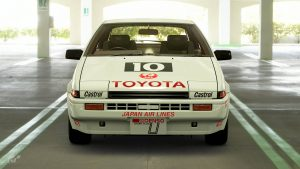 1985 John Smith Team Toyota Australia ATCC Corolla