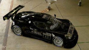 Gianni Giudici 1995 DTM Alfa 4C