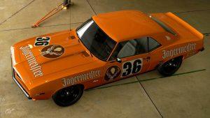 1972 Frank Gardner ETCC Jagermeister Camaro