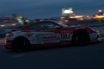 Adrenalin Motorsport 2019 Nurburgring 24H Porsche Cayman #131 Veedol
