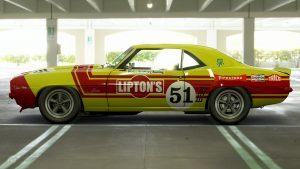1971 Picko Troberg ETCC Liptons Chevrolet Camaro