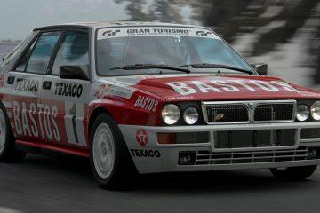 Patrick Snijers 1987 Lancia Delta Rally