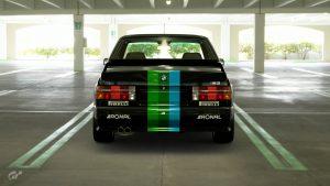 1987 Harald Grohs DTM BMW M3