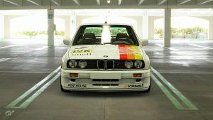 1987 DTM Kurt Konig BMW M3