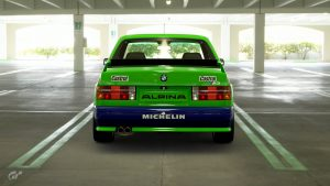 1987 Ellen Lohr DTM BMW M3