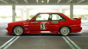 1987 Arnold Mattschull DTM BMW M3