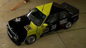 1987 Robert Walterscheid-Müller DTM BMW M3