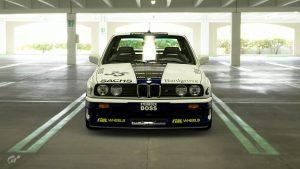 1987 Thomas von Löwis of Menar DTM BMW M3