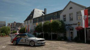 Marc Hessel 1987 DTM BMW M3