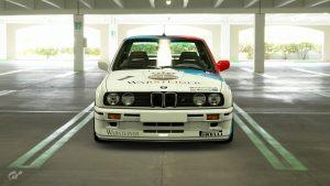 1987 Marc Hessel DTM BMW M3